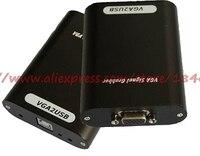 KW520VGA señal para grabación de vídeo de vigilancia tarjeta de captura de vídeo USB de adquisición de imágenes médicas