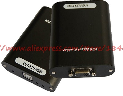 KW520VGA Signal To USB Video Capture Card Monitoring Video Recording Medical Image Acquisition