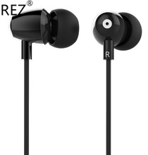 Metal Earphone Langsdom M298 Brand 3.5mm Universal Headset with Microphone for Mobile Mobile Phone Gaming Player