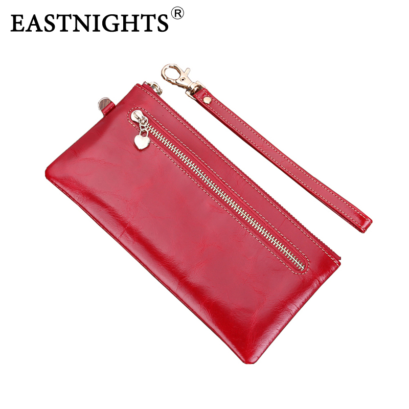 EASTNIGHTS 2017 new genuine leather womens