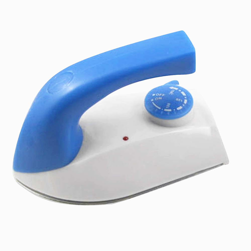 2018 Mini Portable Electric Iron Irons Traveling Temperature Control Travel Equipment Steam Irons 220V/110V Curtain Leather Coat