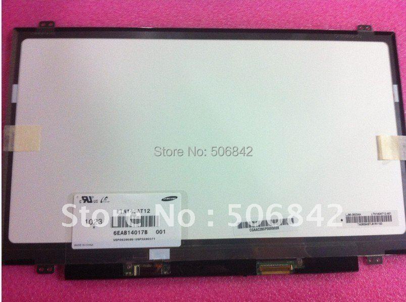 """14."""" ноутбук светодиодный экран LTN140AT12, 1366*768"""