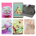 PU Leather funda tablet 7 universal Protective skin Stand Cover For Asus Memo Pad HD 7 Me173X 7 inch tablet case for kids M4A92D