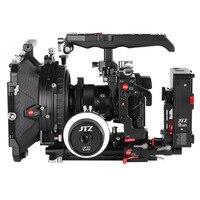 JTZ DP30 Камера клетка опорная плита Матовая коробка Следуйте Фокус Рог Комплект для Panasonic GH3 GH4 GH5 GH5S