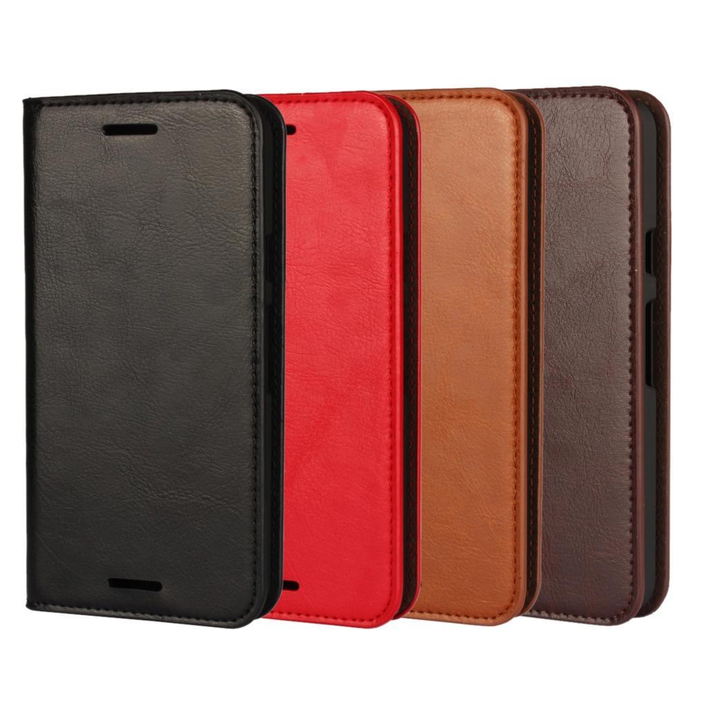 imágenes para Caja de la Carpeta de lujo Para LG Nexus Caso Del Nexo de cuero 5X 5X prima Flip Cubierta Del Teléfono Bolsas