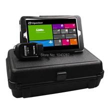 Win10 Tablet + Universal Scanner Automotriz Vpecker V8.3 Wifi herramienta de Diagnóstico Del Coche OBD2 Escáner de Diagnóstico