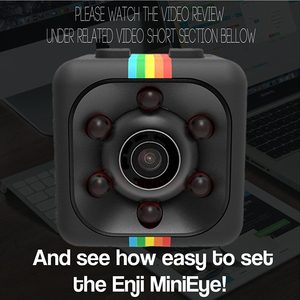 Image 3 - FANGTUOSI sq11 Mini Camera HD 1080P Sensor Night Vision Camcorder Motion DVR Micro Camera Sport DV  Video small Camera cam SQ 11
