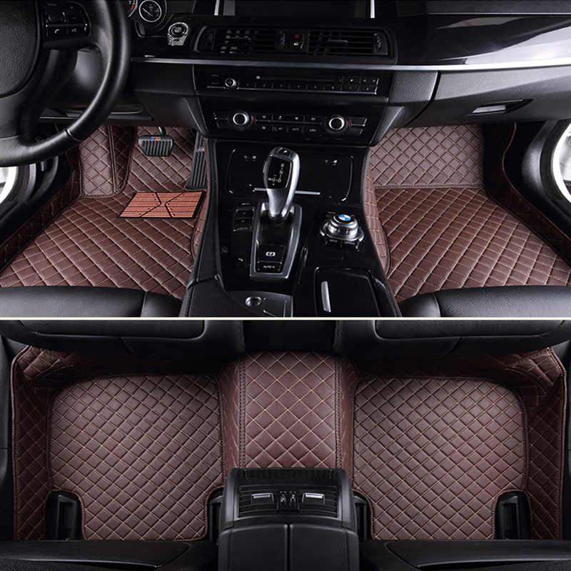 CUSTOM รถสำหรับ Ford Escort Fiesta Mondeo Focus Fiesta EDGE Explorer Taurus S-MAX F150 Everest Mustang อุปกรณ์เสริม