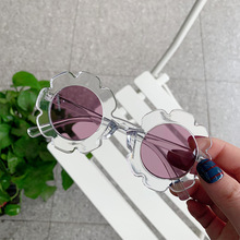 Kinder zonnebril/ милые Солнцезащитные очки для мальчиков и девочек от 3 до 8 лет, детские солнцезащитные очки с подсолнухом, UV400, защитные очки de sol N812