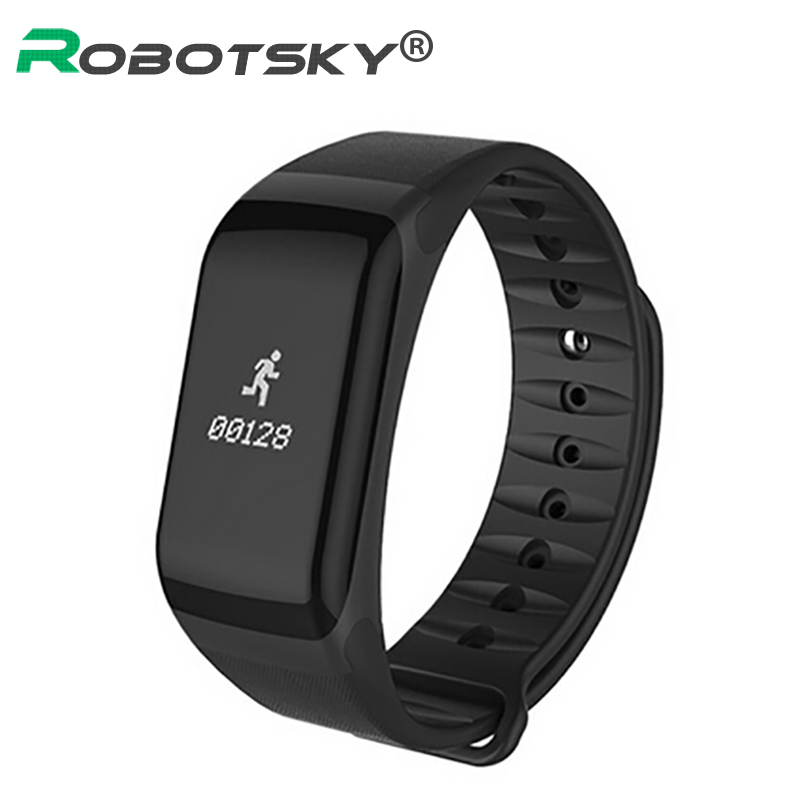 SmartBand blood pressure Heart Rate Monitor Message Reminder SmartBand Wireless Fitness For Android and IOS Smart