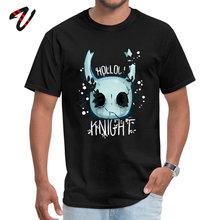 Discount Hollow Knight Normal Tshirts O-Neck Pure Hungary Men Tops Shirt Natural Selection Summer/Autumn Normal Clothing Shirt printio natural selection