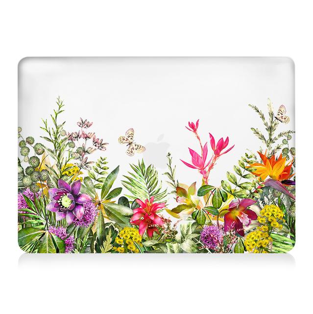 Laptop Hard Case – Flowers – 12 Patterns