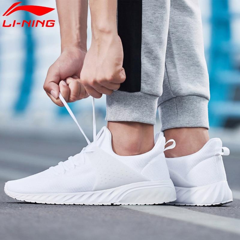Li-Ning Men GEL ROCKER Classic Lifestyle Shoes Breathable Wearable LiNing Li Ning Sport Shoes Fitness Sneakers AGCN043 YXB157