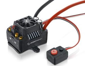 Image 4 - F19286/8 Hobbywing EZRUN MAX10 SCT 120A 브러시리스 ESC + 3660 G2 1/10 RC 자동차 트럭 용 3200KV/ 4000KV/4600KV 센서리스 모터 키트