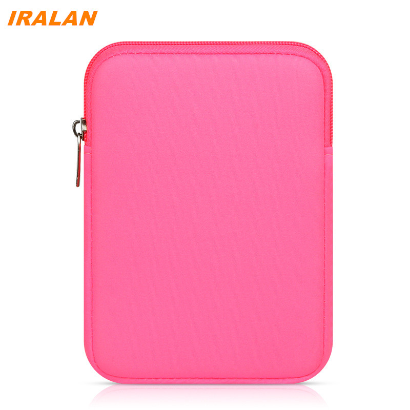 2017 Hot new Soft Tablet Liner Sleeve Pouch zipper Bag for Apple iPad air2/ipad 6 inch Cover for ipad pro 9.7 new ipad 9.7 free waterproof zipper 10 inch 10 1 9 7 tablet netbook pc sleeve bag soft portable cover cases pouch for ipad air 9 7 1st 2 2nd 4th