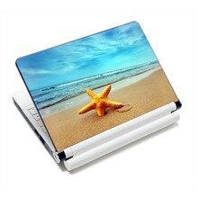 Moda piel de la Etiqueta 13 13.3 15.6 pulgadas Netbook Laptop Etiqueta piel Para Macbook, acer, lenovo