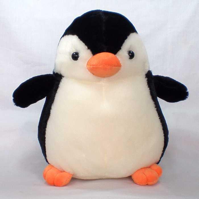 ᐃPingüino 24 cm muñeca pingüino emperador muñeca juguete pequeño ...