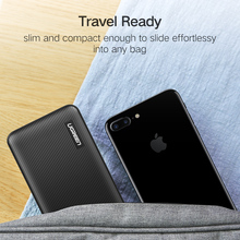 Ugreen 10000mAh Power Bank Dual USB Powerbank Portable Mobile Phone Chargers for iPhone X SamsungS8 External Battery USB Charger