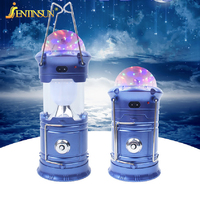 2017 New Romantic Starry Sky Star Projection Lamp 3D LED Universe Night Light Toys Gift Horse