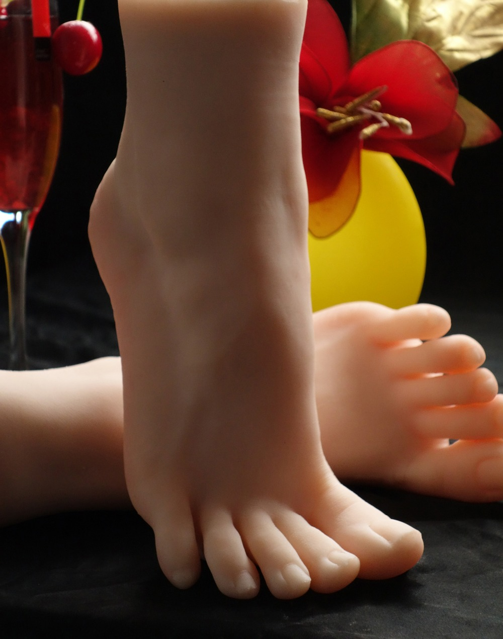 Foot night is the ultimate secret foot fetish party-2972