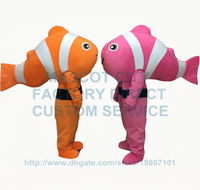 clown fish mascot costume 1 piece adult size cartoon fish theme anime cosply costumes carnival fancy dress 3447
