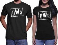 New World Order T shirt Men & Women couple tee nWo casual gift tee USA Size S-3XL