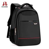 Luxury Waterproof Airbag Laptop Backpack Bag 15 6 15 14 13 3 Inch Travel Business