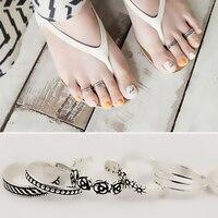 925 Sterling Silver Toe Rings 2
