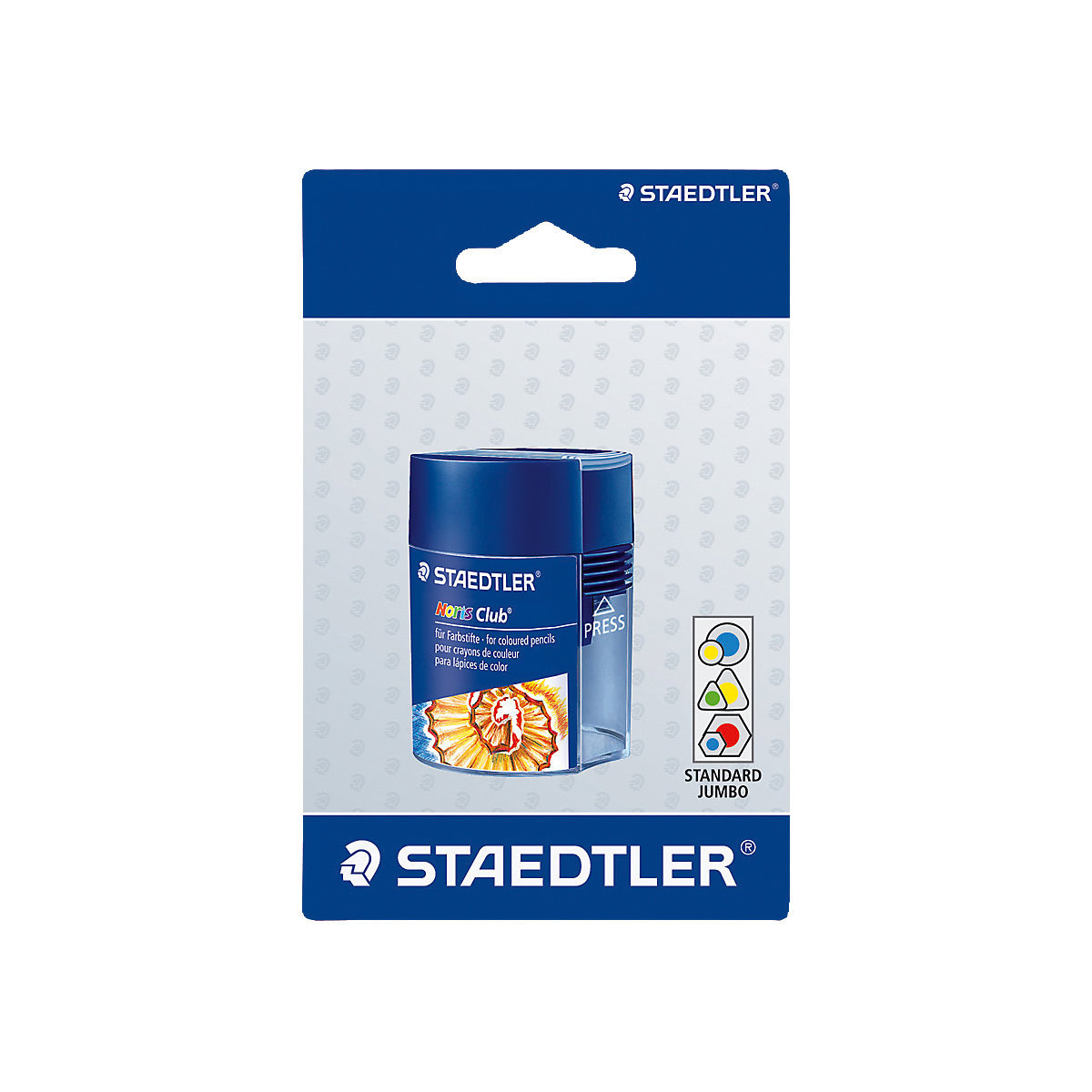 STAEDTLER Pencil Sharpeners 6918891 stationery office school supplies writing goods Office round circle MTpromo