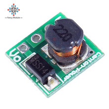 1V 1,2 V 1,5 V 1,8 V 2,5 V 3V to DC 3,3 V повышающий источник питания DC-DC конвертер