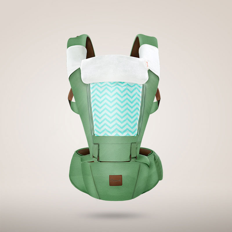 Pouch Multifunctional Lapel Belt Child Belt Strap Baby Trio Multi-Function Front Panting Baby Strap ubela multi function two line baby stool mother strap mint green