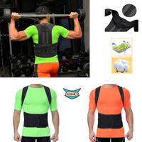 Back Belt Posture Corrector Back Posture Brace Support to Improve Chest Clavicle Lumbar Slouching Corset for the Lower Back