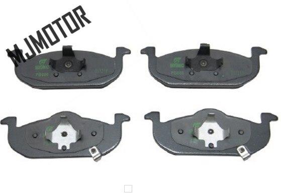 Plaquettes de frein avant set auto voiture PAD KIT-FR frein à disque pour chinois SAIC MG3 MG5 ROEWE 350 pièce Automobile 10163252