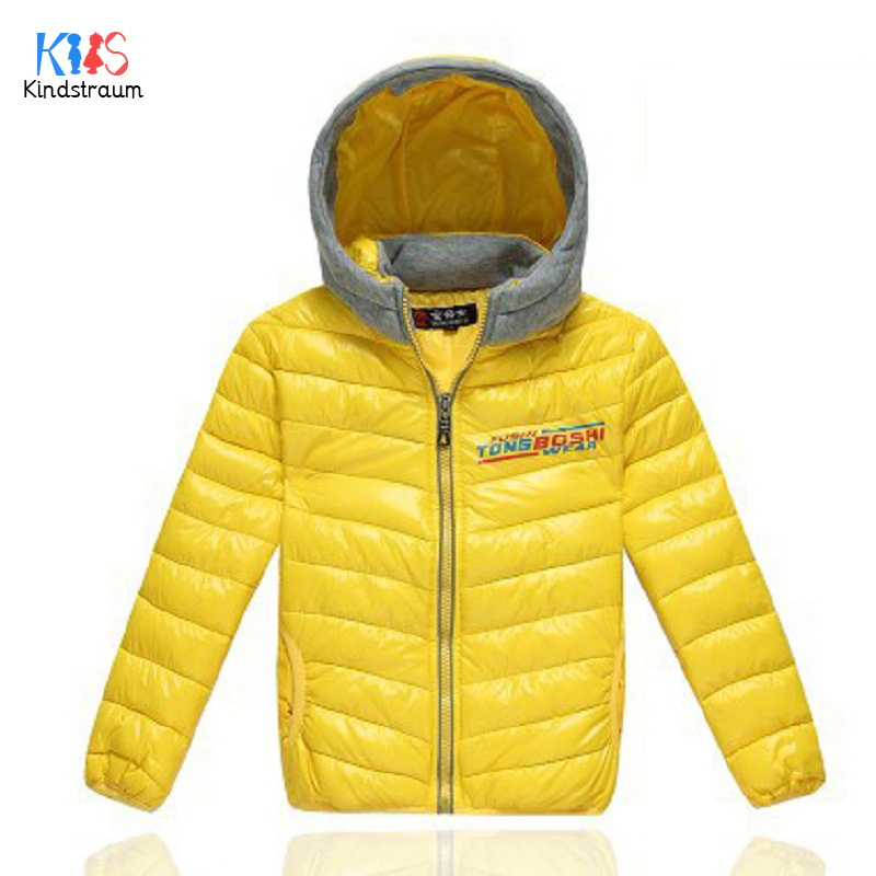 Kindstraum 2017 New Children Thick Cotton Jacket Brand Boys & Girls Hooded Solid Clothes Winter Thermal Coats for Kids,RC860 kindstraum 2017 new kids winter warm jacket hooded for boys