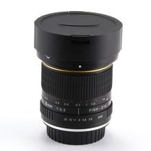 8mm f/3.5 Super-Wide Fisheye Lens Manual Prime Lens for Nikon D7200 D7100 D7000 D5300 D5200 5100 D5000 D3100 D3200 D3300