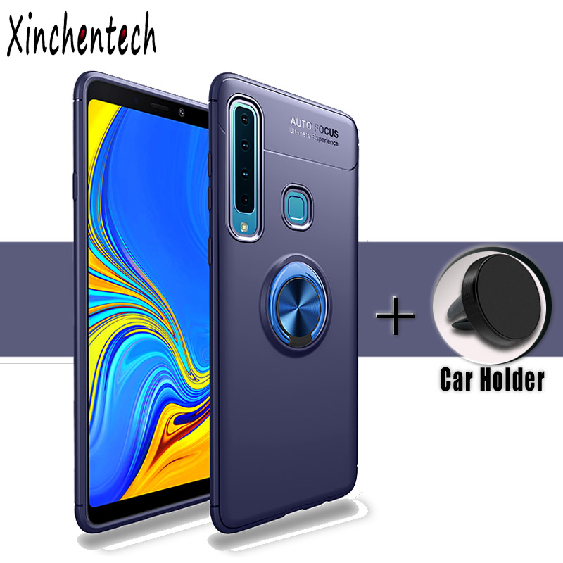 Silicone Case For Samsung Galaxy S10 Plus S10E A6 A7 A9 J4 J6 J8 2018 J2 Core Cover On M10 M20 A10 A20 A30 A40 A50 A70 Fundas in Phone Bumpers from Cellphones Telecommunications