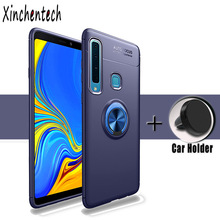 Silicone Case For Samsung Galaxy S10 Plus S10E A6 A7 A9 J4 J6 J8 2018 J2 Core Cover On M10 M20 A10 A20 A30 A40 A50 A70 Fundas color tpu silicone frosted matte case for samsung galaxy j4 j6 s10 plus a9 a6 a8 a7 2018 a750 m10 m20 m30 a30 a40 a50 a70 cover