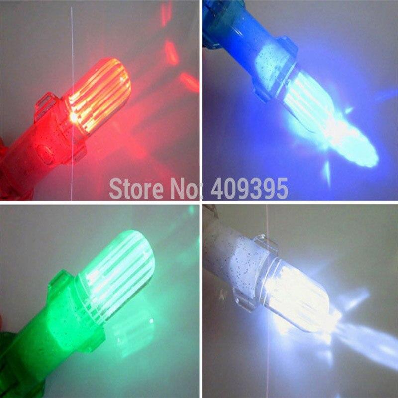 8pcs 1000m/700 Hours LED Fishing Light Deep Water Fishing Light LED Fishing Lure Super Good Quality Free Shipping