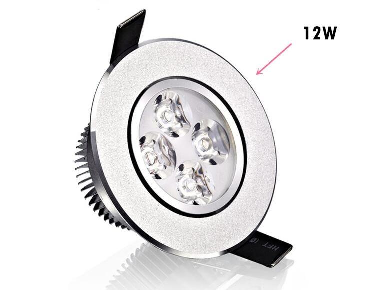 Nova 9W 12W 15W 21W dobra kakovost najnižja cena zatemnitev led - Notranja razsvetljava - Fotografija 4