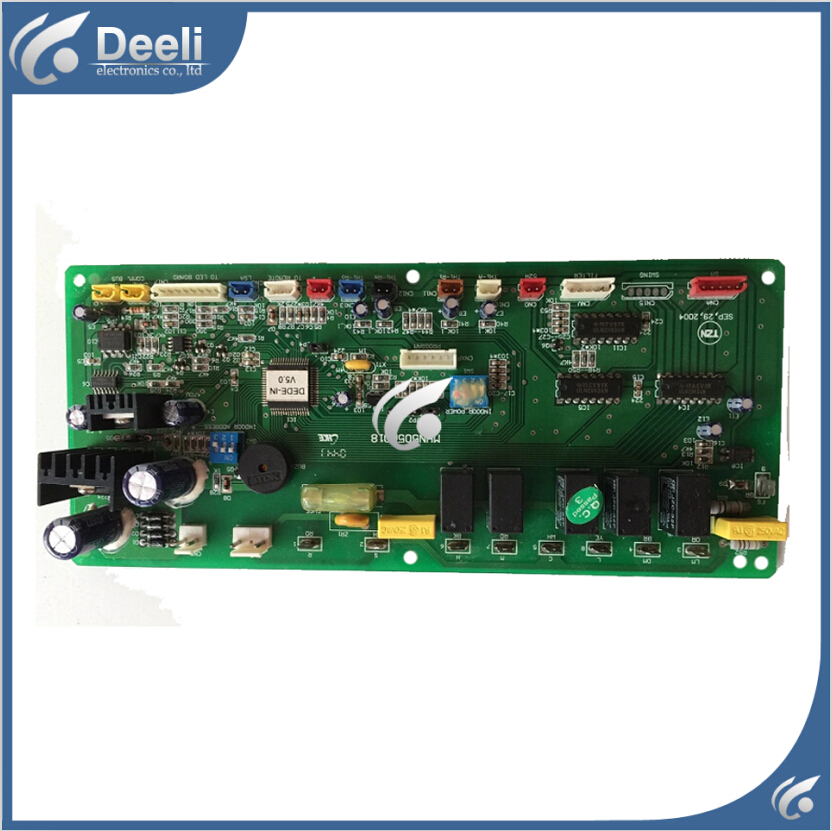 95% new Original for Mitsubishi air conditioning Computer board MHN505A018A circuit board 95% new original for mitsubishi air conditioning computer board mhn505a018a circuit board