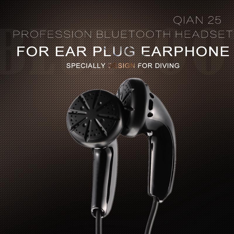 HANGRUI Qian25 Dynamic Flat Head Plug Earphone 3.5mm In ear Headset HIFI Earphone Bass Earbud For iphone xiaomi Smartphone MP3  (14)