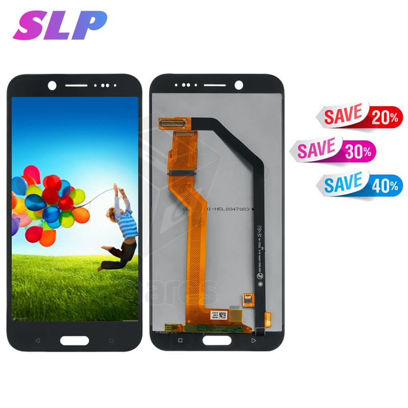 Skylarpu 5.5''inch Complete LCD For <font><b>HTC</b></font> <font><b>10</b></font> <font><b>EVO</b></font> Bolt LCD Display + Touch Digitizer <font><b>Screen</b></font> glass For <font><b>HTC</b></font> <font><b>10</b></font> <font><b>EVO</b></font>/Bolt 2560x1440 image