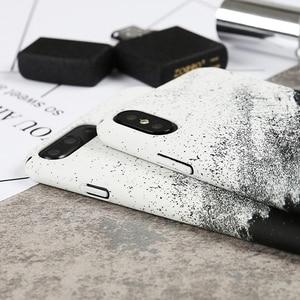 Image 4 - Coque עבור iPhone Xr מופשט גרפיטי טלפון המקרה לאייפון X 11 iPhone 6 6S 8 7 בתוספת xs מקס קשה מקרה כיסוי Fundas גברים נשים