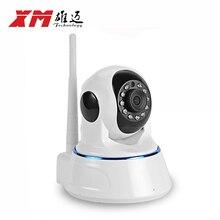 XM HD Wireless IP Camera IR Cut Night Vision Audio Recording Network CCTV Pan Tilt P2P