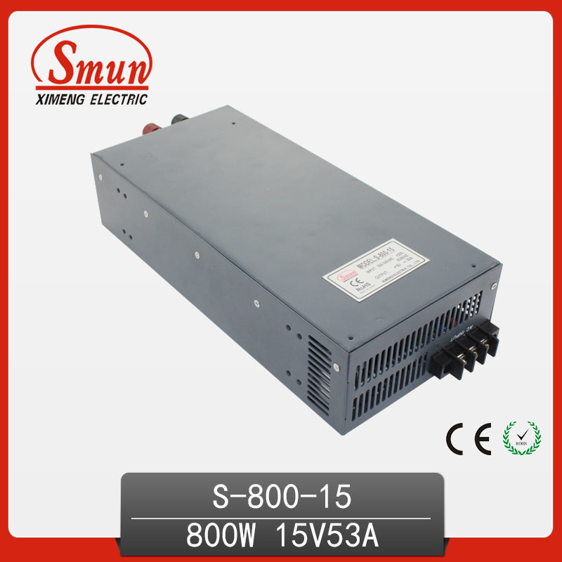 все цены на Smun Professional Power Supply 800W 24V 33A Single Output AC-DC Switching Power Supply For LED And Industrial Usage
