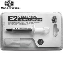 Cooler master e2 термопаста паста Комбинированный силиконовый