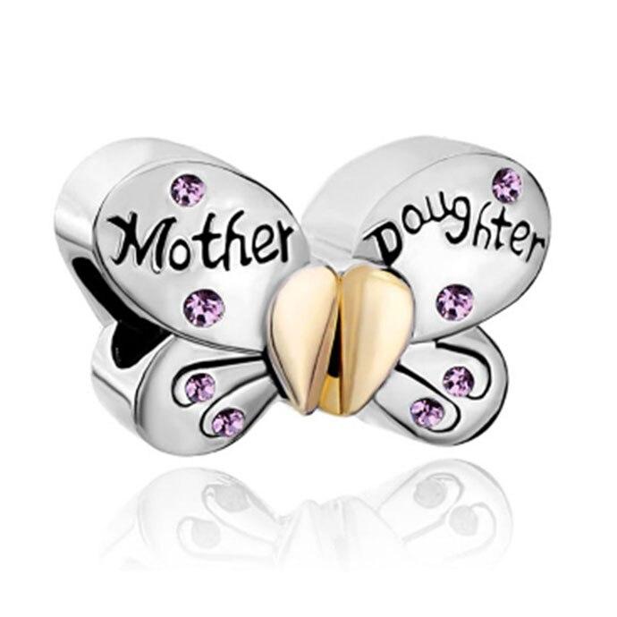 pandora charms mamma figlia