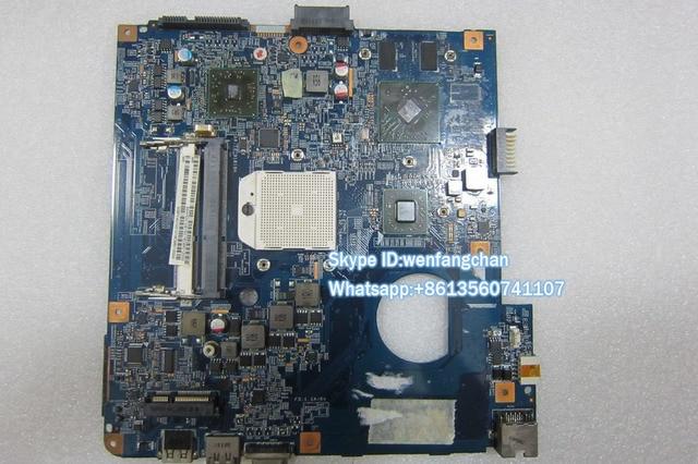 Laptop motherboard para D640 4551G, MBPV401001 MB. PV401.001 09919-3 MB JE40-DN 48.4HD01.031