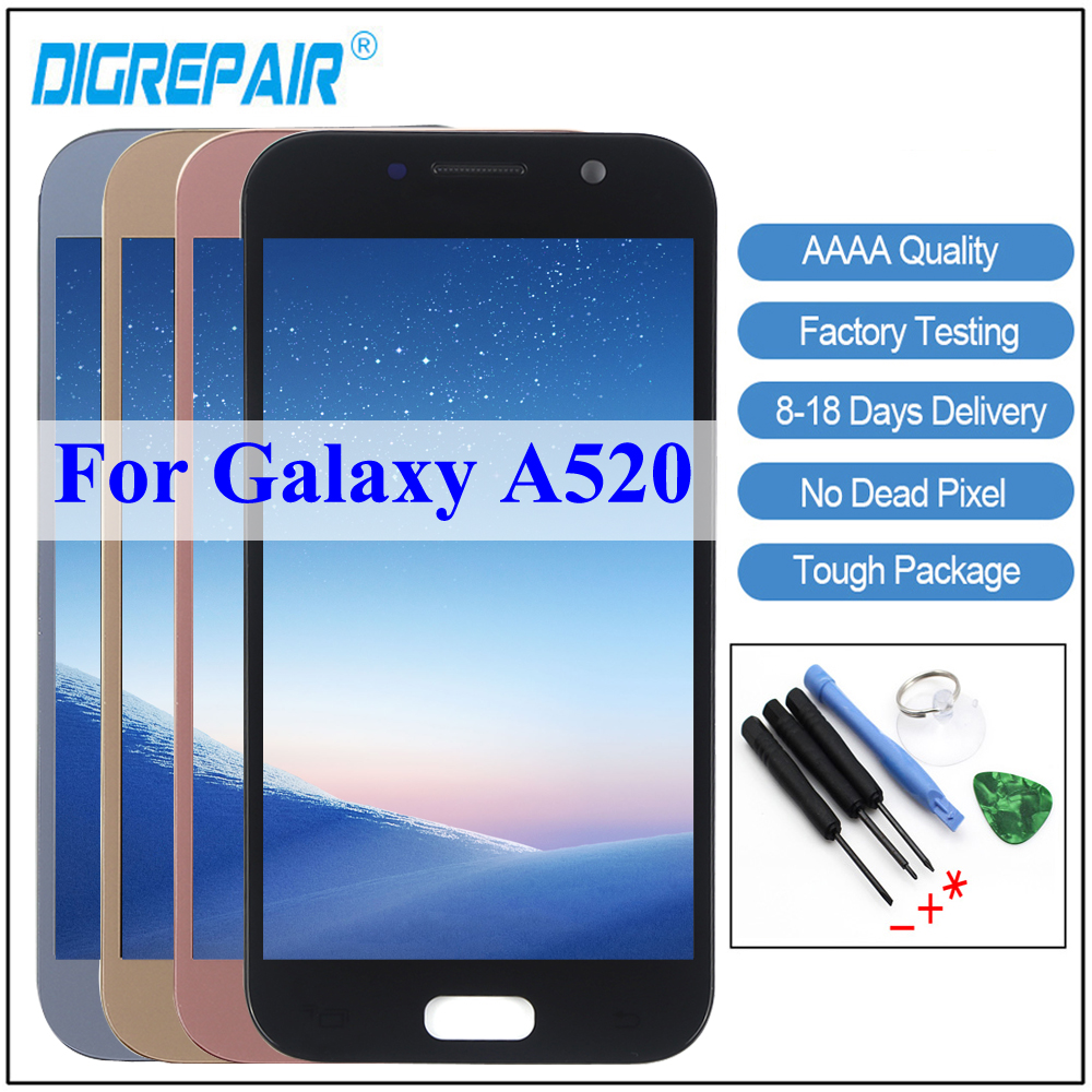 Buy samsung a5 2017 display and get free shipping on AliExpress com