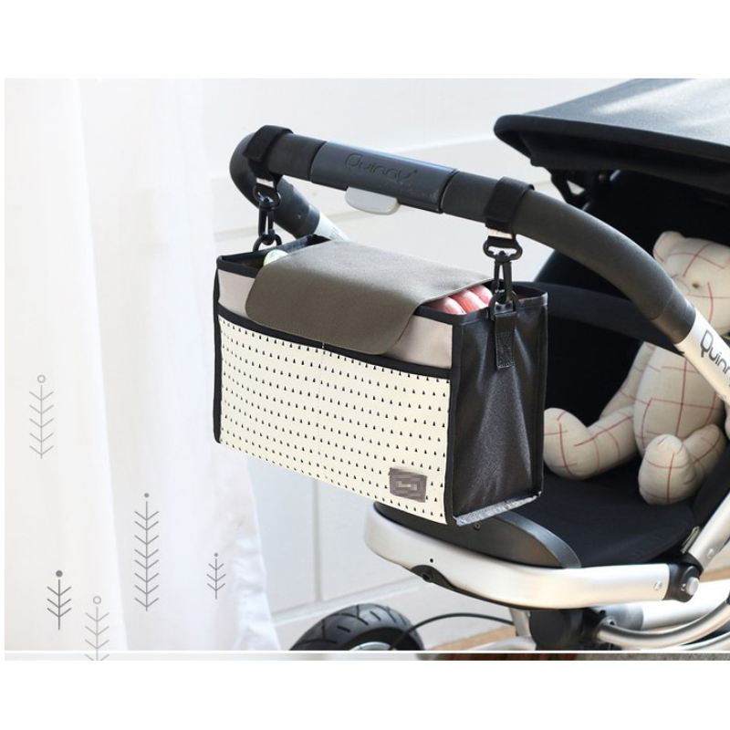 Hot Sale Baby Strollers Accessories Baby Carriage Pram Cart Bottle Diaper Bag Polyester Babyborn Nappy Bag Stroller Bag
